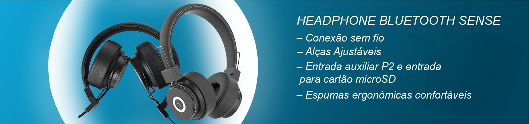 HEADPHONE BLUETOOTH SENSE